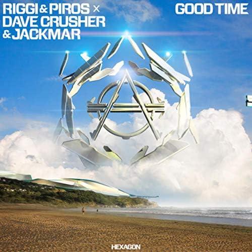 Riggi & Piros, Dave Crusher & JackMar
