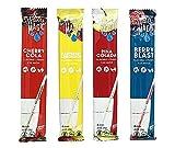 4 Packs Water Magic Flavor Straws (Variety Pack)