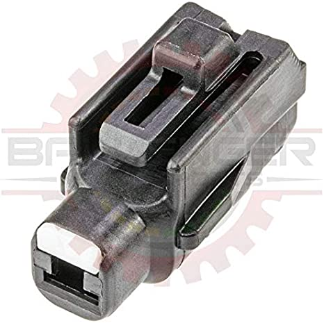 Amazon Com Ballenger Motorsports 1 Way Ts187 Connector Plug Pigtail Compatible Withtoyota Starter Applications 90980 11400 Automotive