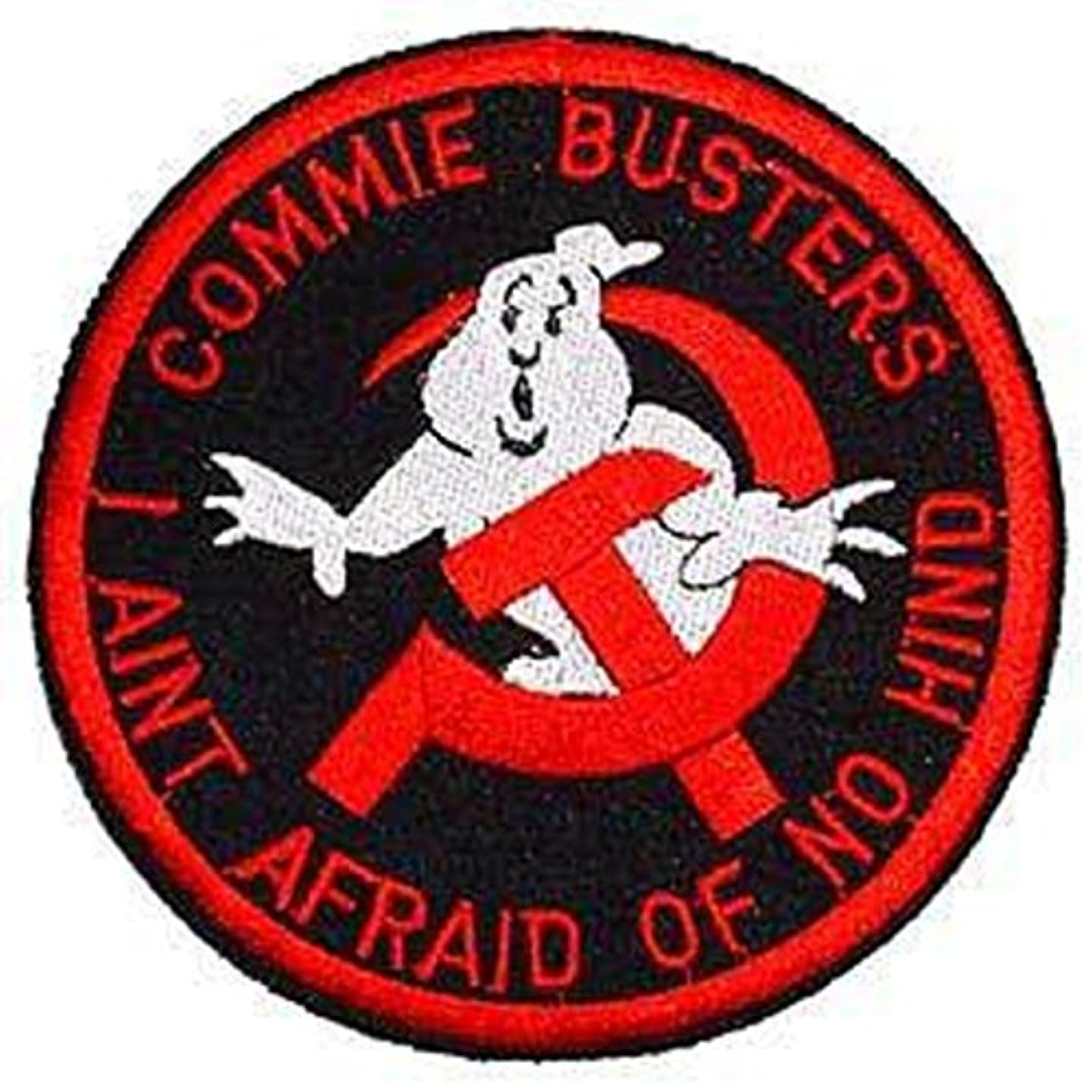 EagleEmblems PM5019 Patch-Commie Busters (3'')
