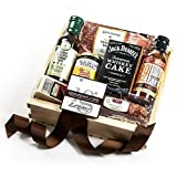 Bourbon and Bacon Gift Crate