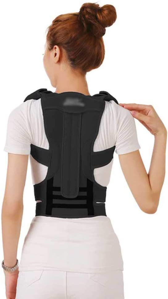 TDDGG Adjustable Posture Corrector Max 48% OFF Back Support Shoulder All items in the store Lumbar