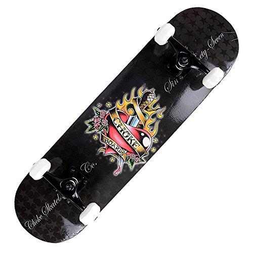 GranVela 31 cm, Skateboard completo