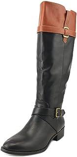 Rampage Imagine Women US 6 Black Knee High Boot