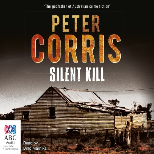 Silent Kill audiobook cover art
