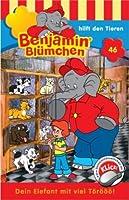 BENJAMIN BLUEMCHEN (FOLGE 46) - B.BLUEMCHEN HILFT DEN TIEREN (1 CD)