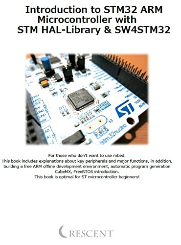 Introduction to STM32 ARM Microcontroller with STM HAL-Library & SW4STM32 (English Edition)