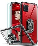 LeYi für Samsung Galaxy Note 10 Lite/A81 Hülle mit
