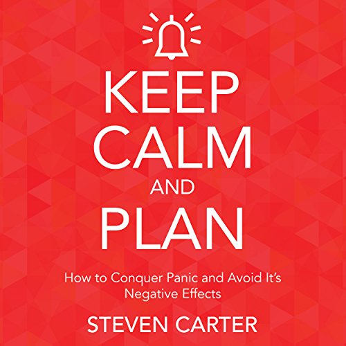Keep Calm and Plan audiobook cover art