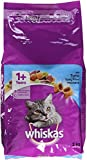 Whiskas 1 Cat Complete Dry With Tuna, 2kg