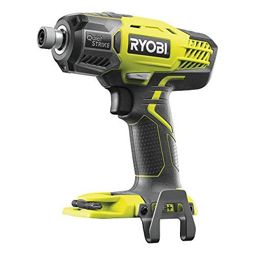 Ryobi R18QS-0 - Destornillador de impacto silencioso (18 V,...