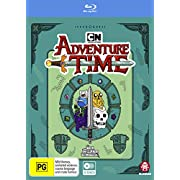 Adventure Time: The Complete Collection| Non-US Format | Region B/2 [Blu-ray]