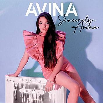 Sincerely, Avina