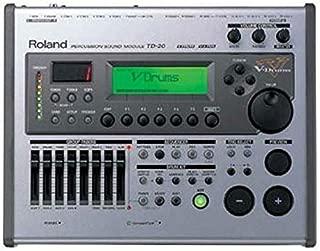 Roland TD-20 V-Drum Percussion Sound Module