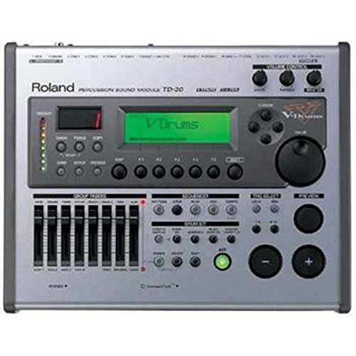 Roland TD-20 V-Drum Percussion Sound Module
