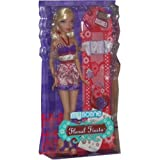 MyScene Floral Fiesta Barbie 12 Inch Doll : Kennedy My Scene 'Party in the park!'