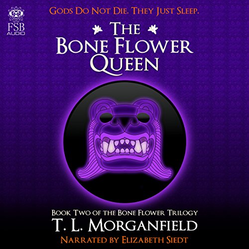 The Bone Flower Queen audiobook cover art