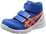 [アシックス] 安全靴/作業靴 ウィンジョブ CP203 JSAA A種先芯 耐滑ソール ディレクトワールブルー/ショッキングオレンジ 26.5 asics(アシックス) ASICS