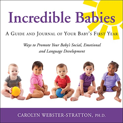 Incredible Babies audiobook cover art