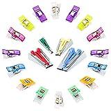 Anyasen 4 Piezas de Bias Tape Maker maquina para hacer bies Cintas al sesgo con 50 Piezas ...