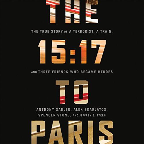 The 15:17 to Paris cover art