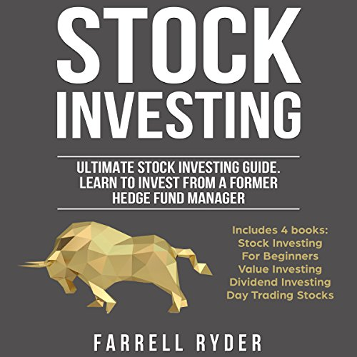 Stock Investing audiobook cover art