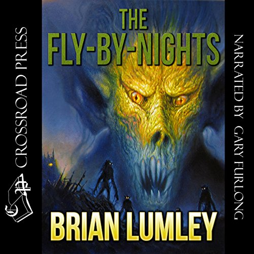 The Fly-by-Nights audiobook cover art