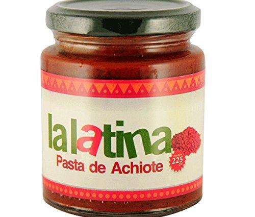 Pasta de Achiote