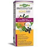 Nature's Way Sambucus HoneyBerry Nighttime Cough Syrup, 4 Fl Oz