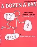 Dozen a Day Technical Exercis Book Three