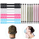 BEITESTAR Ear Savers for Comfortable Wearing Mask - Adjusting Mask Tightness to Relax Ear, Ear Savers and Lanyard for Comfortable Wearing Mask