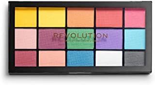 Revolution - Paleta De Sombras Reloaded Marvelous Mattes