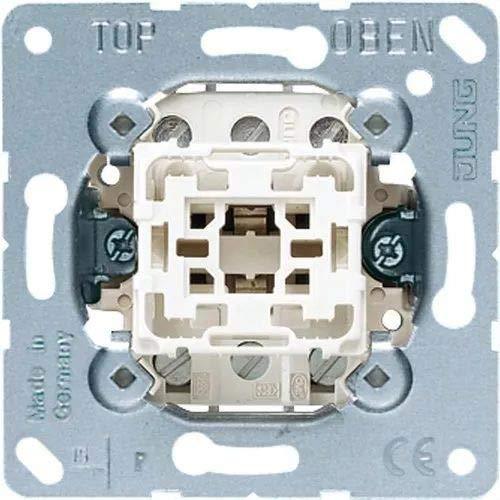 JUNG 503U Mecanismo Interruptor 16 AX / 400 V, Interruptor Tripolar