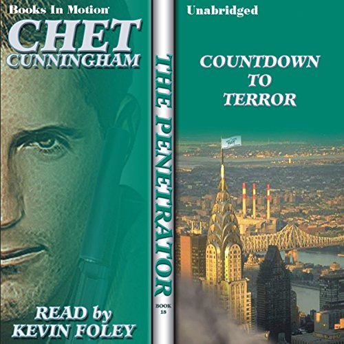 Countdown To Terror audiobook cover art