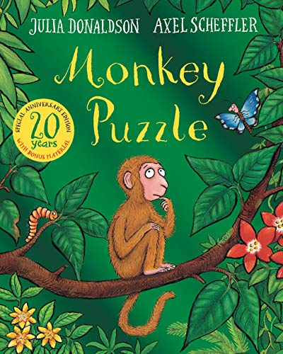 Donaldson, J: Monkey Puzzle 20th Anniversary Edition