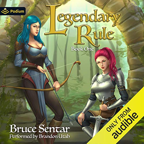 Legendary Rule cover art