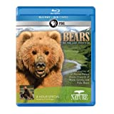NATURE: Bears of the Last Frontier (DVD+Blu-ray) DVD
