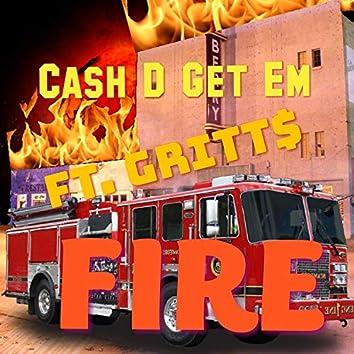 Fire (feat. Gritt$)