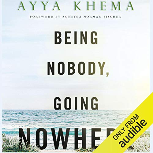 Being Nobody Going Nowhere audiobook cover art