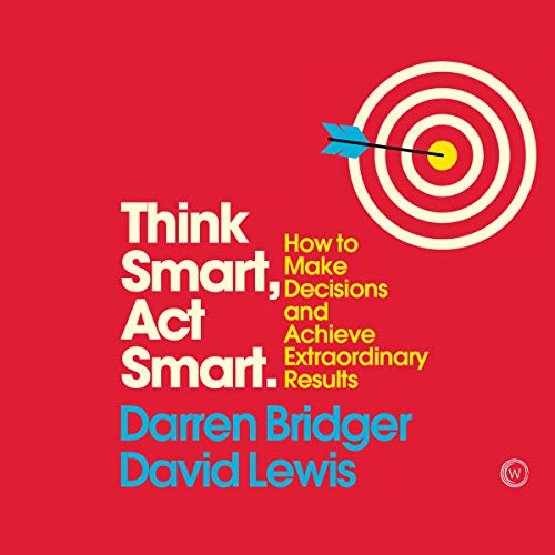 Think Smart, Act Smart audiobook cover art