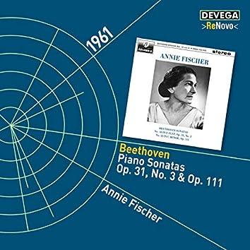 Beethoven: Piano Sonatas No. 18 & 32