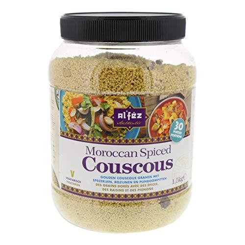 Alfez Marokkanisch gewürzter Couscous Topf 1,5 Kilo