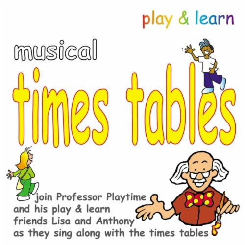 Four Times Table By Kidzone On Amazon Music Amazon Com