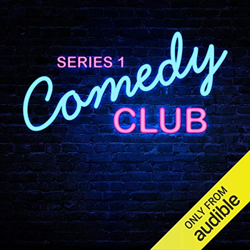 Page de couverture de Comedy Club (Series 1)