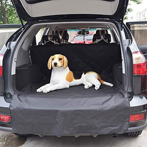 CAPTIANKN Auto Achterstaarthuisdier Pad, Auto Mat Cover, Geschikt voor SUV, Van, Vrachtwagen en Jeep Waterdicht, Machine Wasbaar