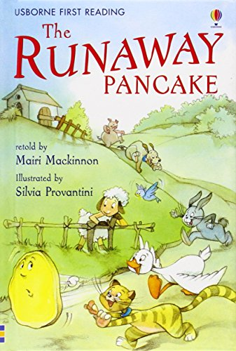 The Runaway Pancake (2.4 First Reading Level Four (Green))の詳細を見る