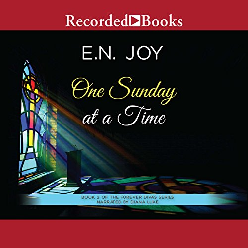 One Sunday at a Time audiobook cover art