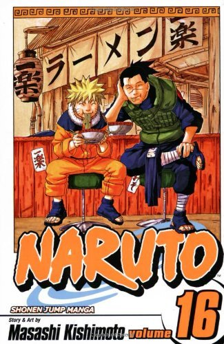 Naruto, Vol. 16: Eulogy (Naruto Graphic Novel) (English Edition)