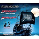 New Mercury Mercruiser Quicksilver Oem Part # 824033A 2 Cover Assy-Single