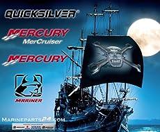New Mercury Mercruiser Quicksilver Oem Part # 8M0039074 Mount
